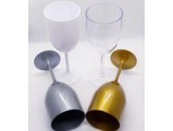 Taça acrilico Vinho Personalizada 300ml