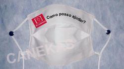 Máscara Proteção Personaliz Adulto-Tecido